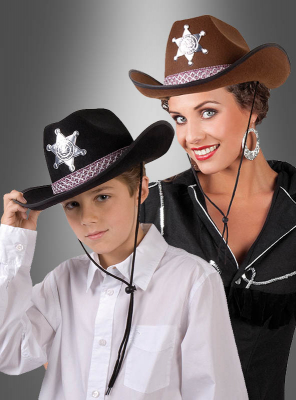 Cowboy Hat for Children and Women
