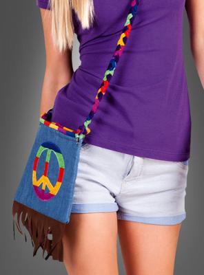 Hippie Jeans Handtasche