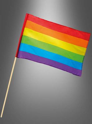Regenbogenfahne Pride
