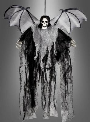 Winged Reaper Halloween Decoration