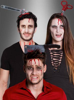 Horror Headpiece
