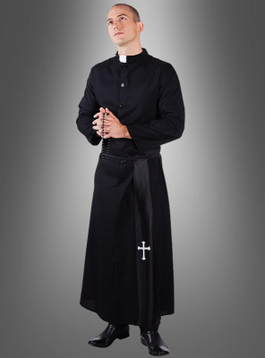 Priester Kostüm für Erwachsene
