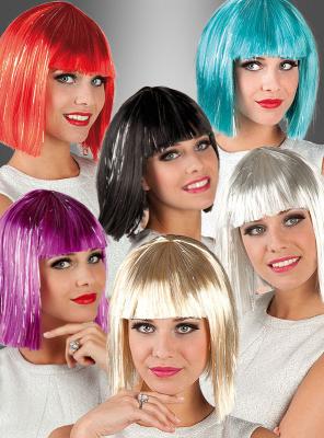 Disco Tinsel Wig