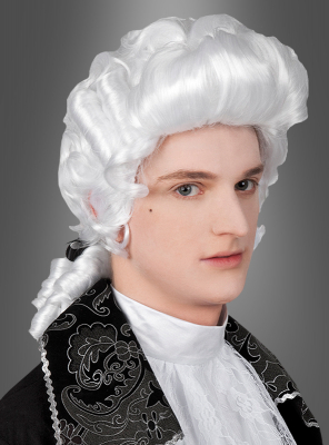 Baroque Wig Male