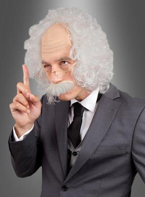 Professor Perücke und Bart