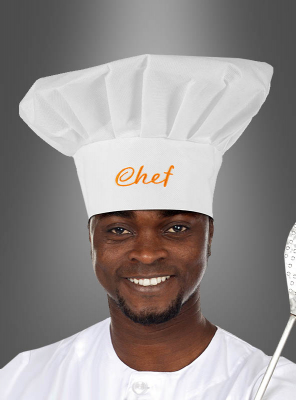 Chef's Hat Adult