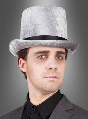 Grey Top Hat Logan