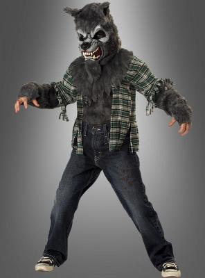 werwolf kost me wolf kost me f r halloween kost mpalast. Black Bedroom Furniture Sets. Home Design Ideas
