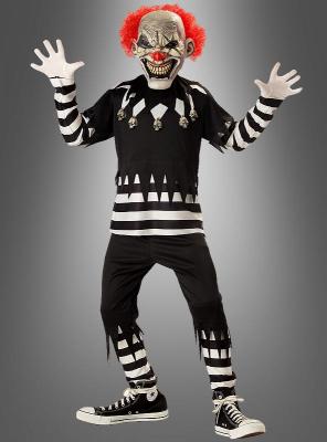 Horror Clown für Kinder