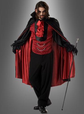 Blutsaugender Graf Kostüm Vampir
