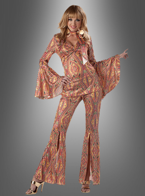 70er Discomaus Kostüm