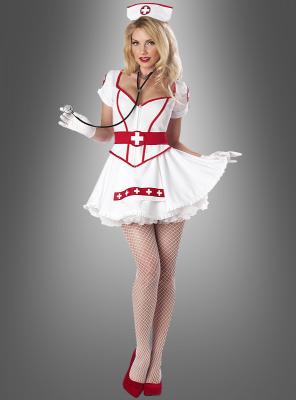 Nurse Heart Breaker Costume