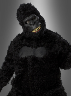 Going Ape Gorilla costume