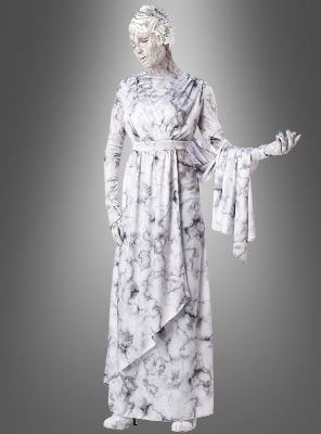 Venezianische Statue Damenkostüm