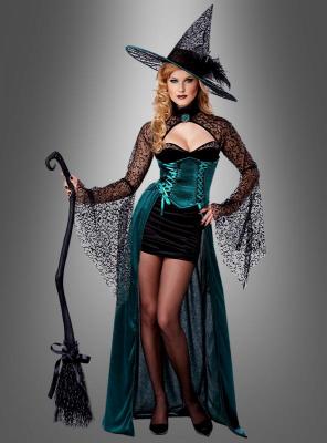 Bezaubernde Hexe Kostüm