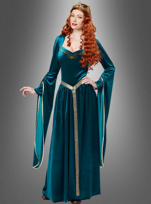 Lady Guinevere Medieval Dress