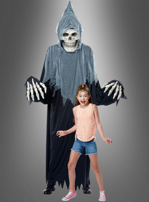 Gigantisches Tod Kostüm ca. 240 cm
