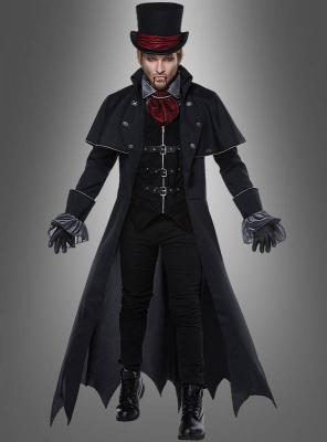 Gothic Vampir Herrenkostüm Deluxe