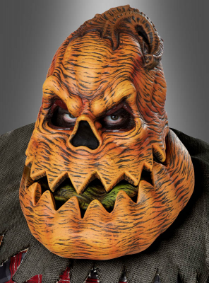 Psycho Pumpkin Big Mouth Mask