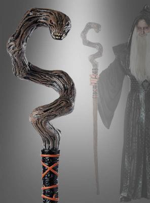 Fantasy Snake Staff 150 cm