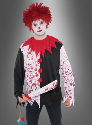 Bloody Clown Shirt