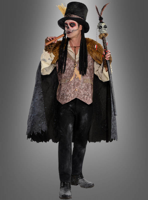 Witch Doctor Voodoo Costume for Men