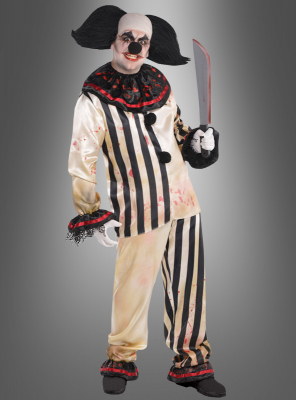 Horror Clown Rusty Costume
