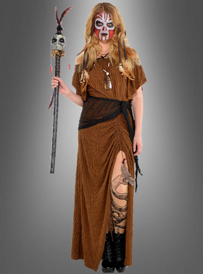 Voodoo Witch Women Costume