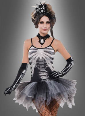Ballet Skeleton Dress