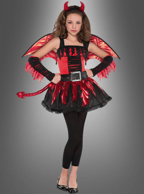 Devil Costume for Children