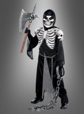 Halloween Skeleton Children Costume