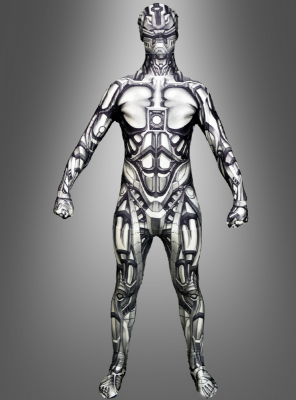 Android Roboter Morphsuit