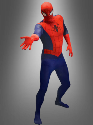Spider-Man Morphsuit für Erwachsene