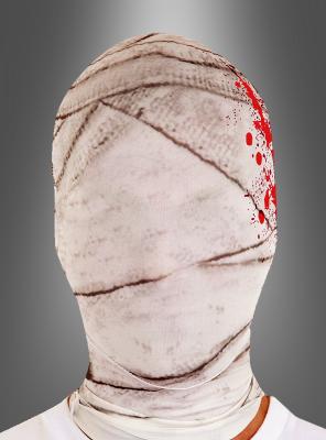 Mumie Monster Morph Maske