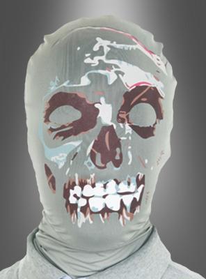 Zombie Monster Morph Maske