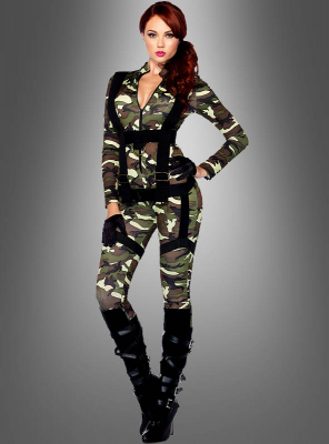 Paratrooper Jumpsuit