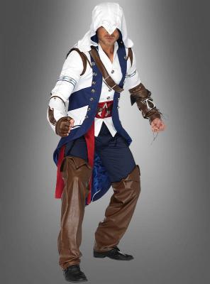 Assassins Creed Connor Kostüm