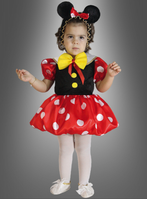 Little Mouse Girl Costume