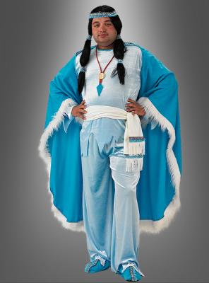 Flussgeist Indianer Kostüm
