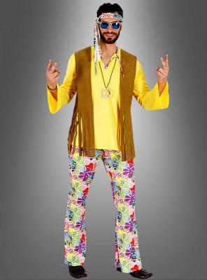 Hippie Man Bernd Costume