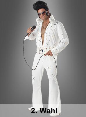 Elvis costume Adult 2. Rate