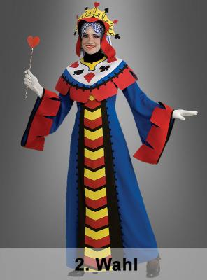 2. Wahl Kartenspiel  Königin Kostüm