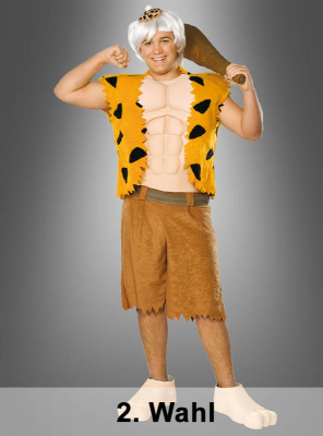 2. Quality Adult Deluxe Bamm Bamm costume