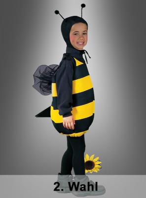 2. Wahl Klassik Kinder Bienchenkostüm