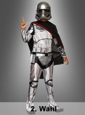 2. Rate Captain Phasma Girl Costume