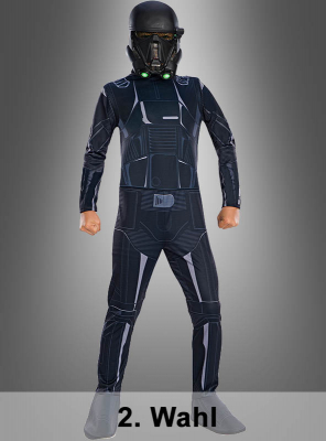 2. Rate Death Trooper Children Costume Star Wars