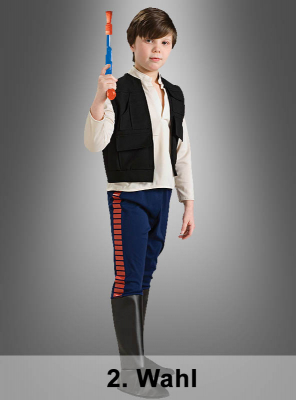 2. Rate Deluxe Han Solo Costume