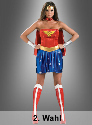 2. Wahl Sexy Wonder Woman Superheldin