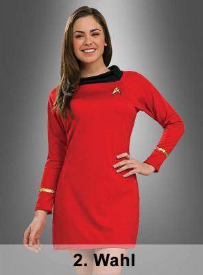 2. Wahl Kleid STAR TREK Classic rot