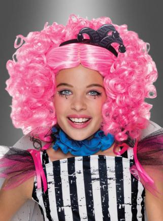 Rochelle Goyle Monster High Perücke pink